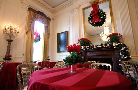 How-To:  Steal Holiday Decorating Ideas From the White House