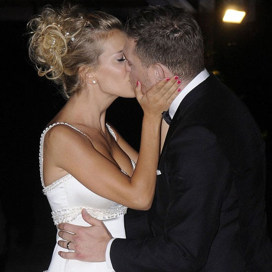 Michael Bublé Ties the Knot