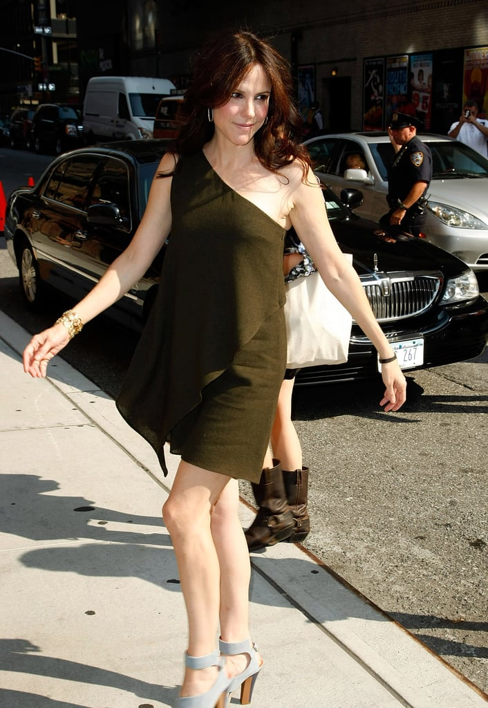 Photos of Mary-Louise Parker in NYC