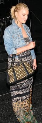 Celeb Style: Jessica Simpson