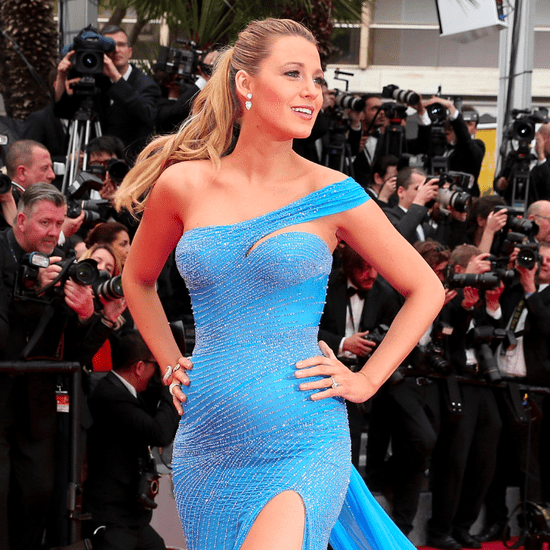 Blake Lively's Dress at the Cannes The BFG Premiere