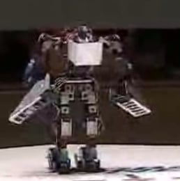 A Real Transformer!