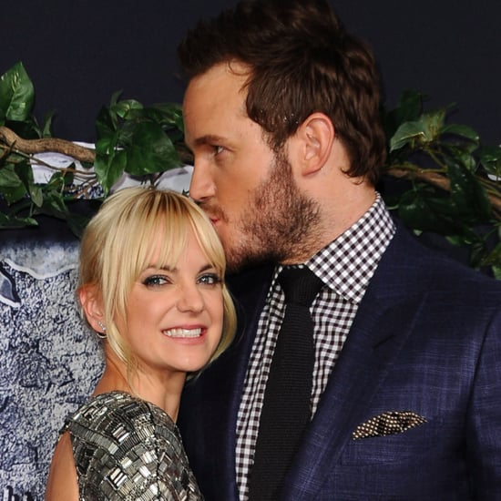Chris Pratt and Anna Faris' Home Instagram Pictures