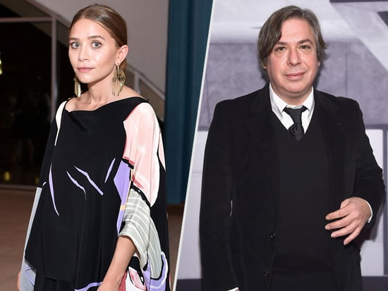 Ashley Olsen Seen Lunching with 59-Year-Old Artist George Condo: Report