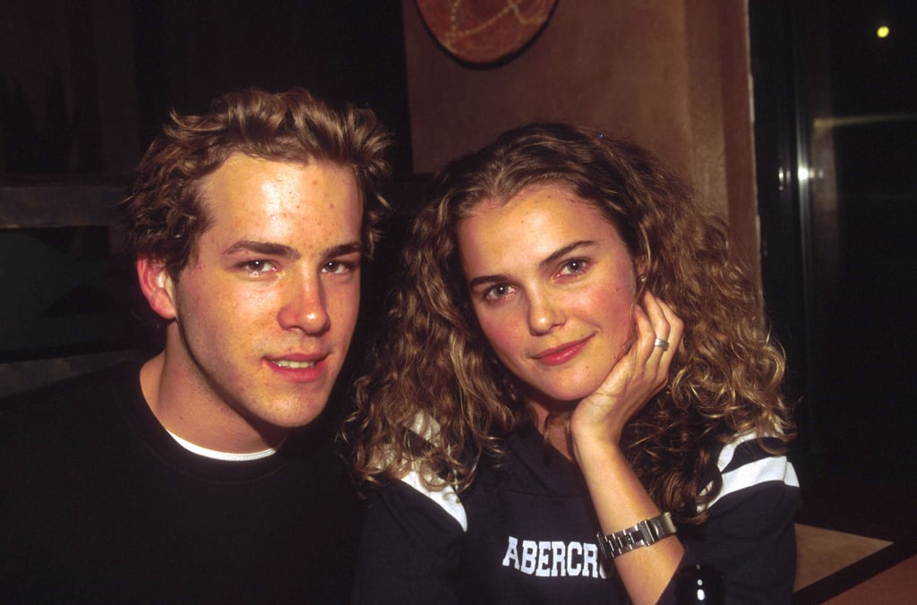 When He Posed With Keri Russell at the Sundance Film Festival