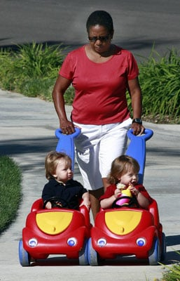 SP & JJ Are Unlicensed Drivers, Just Like Mom!