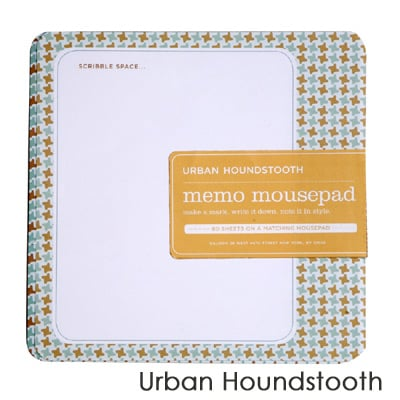 Galison Paper Memo Mouse Pad