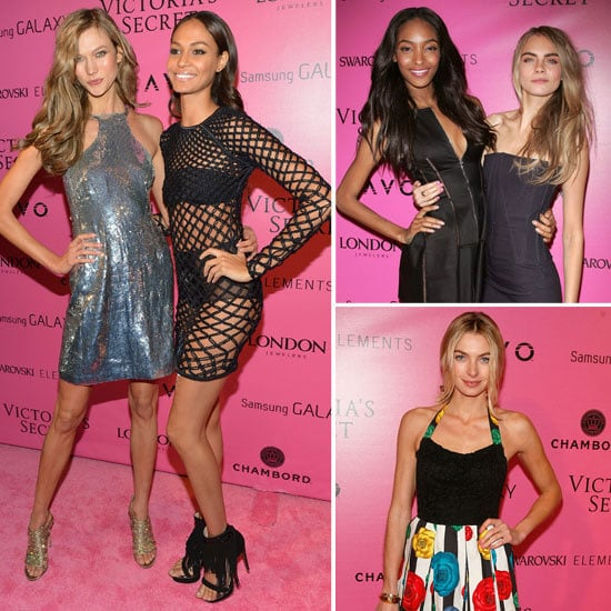 The Angels Keep the Party Going Postrunway — See All the Pics!