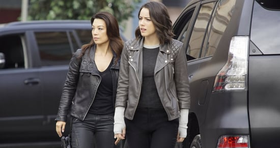 'Agents of S.H.I.E.L.D.' Stars Ming-Na Wen & Chloe Bennet on Diversity, Marvel, and Strong Female Characters