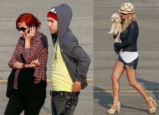 Photos of Jessica Simpson, Ashlee Simpson, Pete Wentz