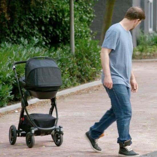 Volkswagen Self-Driving Stroller
