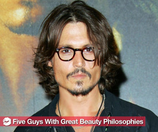 Smart Beauty Lessons From Good-Looking Men
