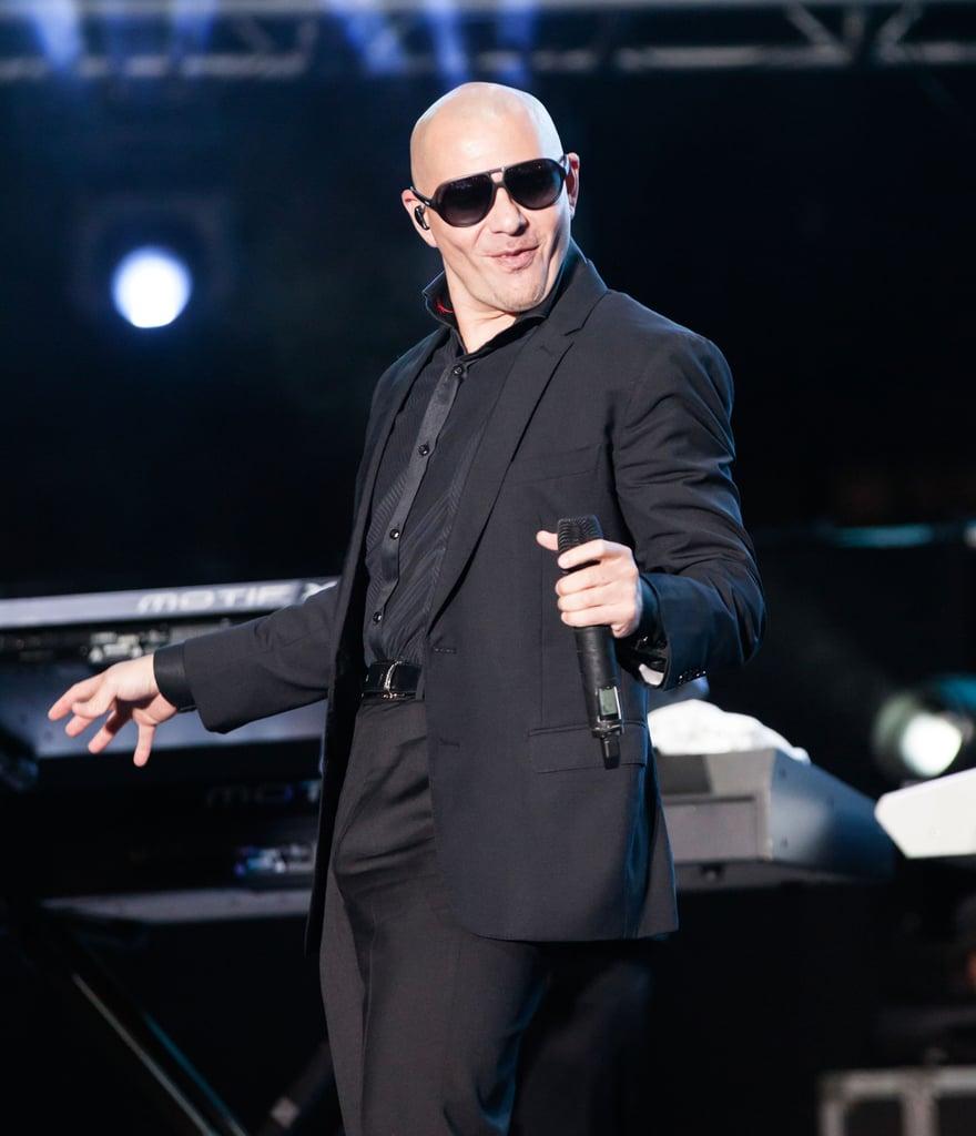 Pitbull = Armando Christian Pérez