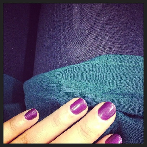 Gen was a huge Shellac cynic. . . But 12 days after getting it done, she can't really deny the magic.