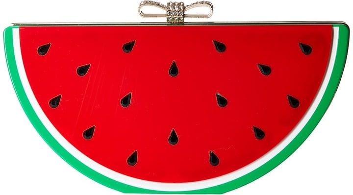 Jessica McClintock Watermelon Clutch ($108)