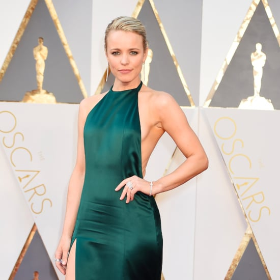 Rachel McAdams's Dress at Oscars 2016
