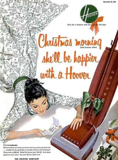Cringe-Worthy Vintage Ads From Christmas Past