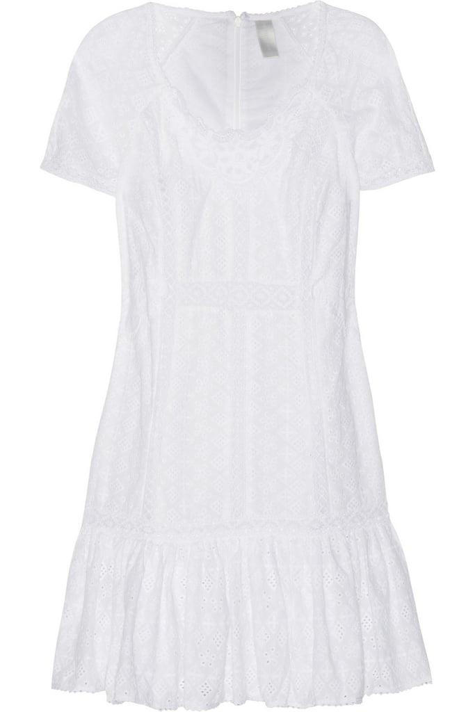 Zimmermann White Cotton Dress