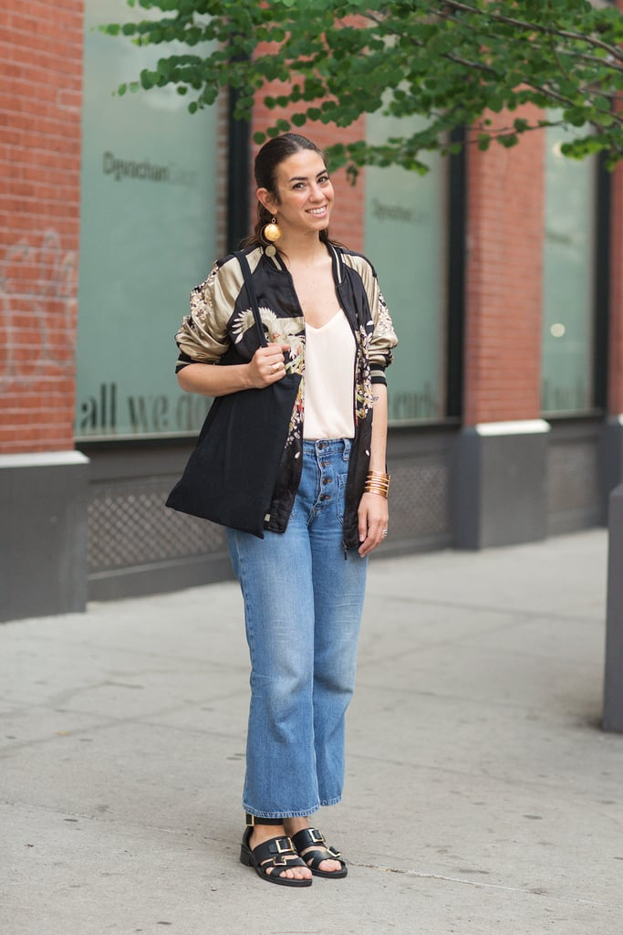 We love the relaxed feel of a pair jeans. Pair with casual sandals for day or upgrade to a stacked heel for a night on the town.