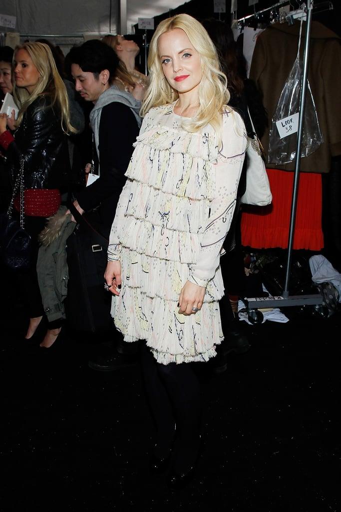 Kim, Zac, Fergie, and More Keep Up the NYC Fashion Week Fun