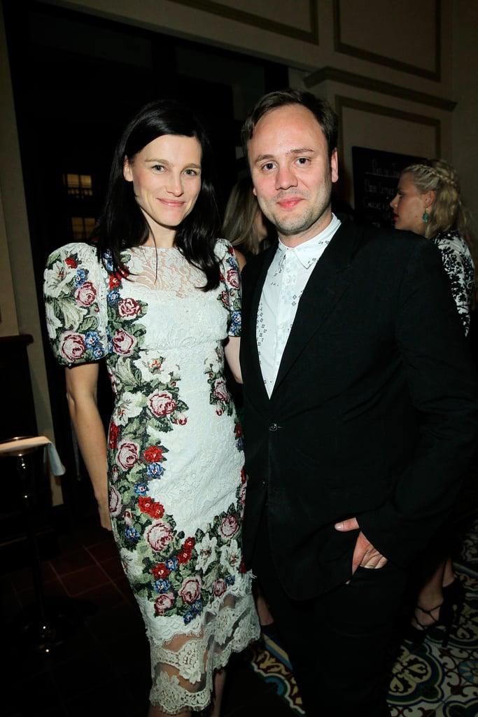 Tabitha Simmons and Nicholas Kirkwood