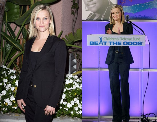 Photos of Reese Witherspoon at the Beat the Odds Awards in LA