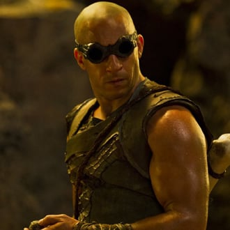 Riddick First Weekend Box Office