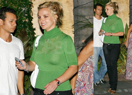 Britney's Got VMA Tricks and Possible Duets Up Her Sleeve?