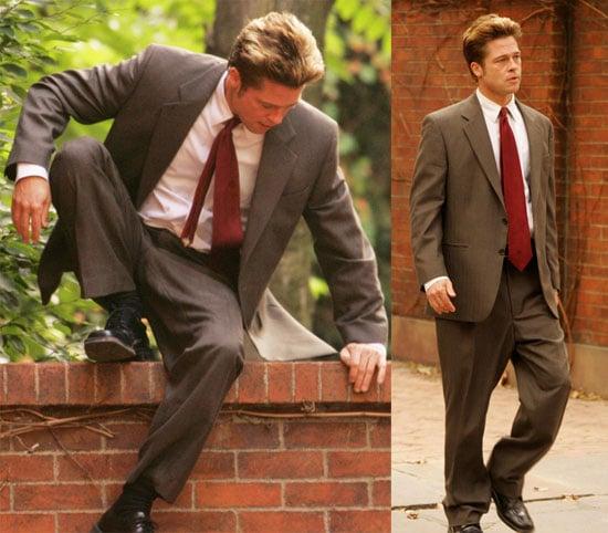 Brad Pitt Wants Clooney 4 Prez
