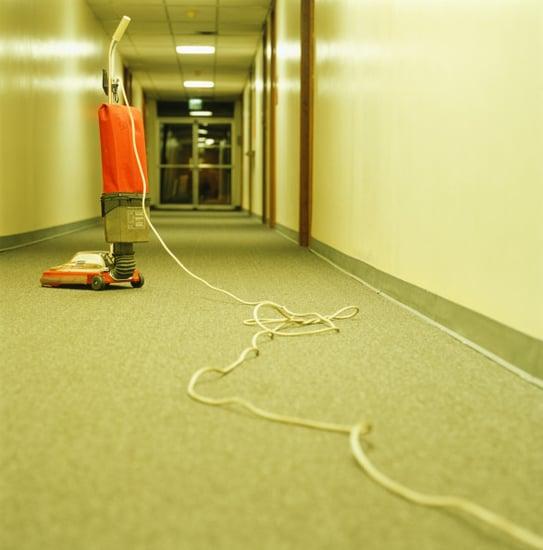 Casa Quickie: Vacuuming Quicker