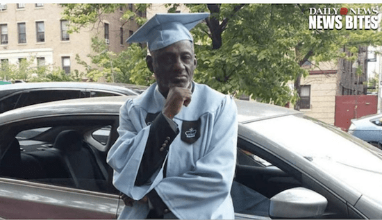 67-Year-Old Ex-Con & Former Drug Dealer Graduates from Columbia