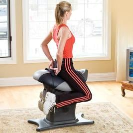 Giggle's Anti-Gift Guide: The Giddyup! Core Exerciser