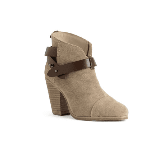 Say hello to your everyday Fall boots with these Rag & Bone Harrow Boots ($345, originally $495).