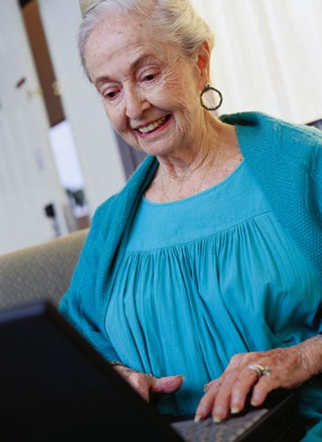 Go Granny Get Your Gadget-On!