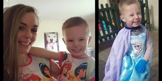 Mom Strikes Back At Stranger Who Shamed Her Son For His Princess Dress