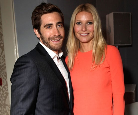 Slide Picture of Jake Gyllenhaal and Gwyneth Paltrow at Elle Women in Hollywood Event