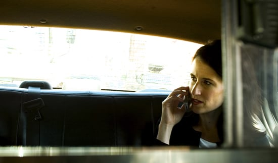 Cell Phone Rant: Is It OK to Talk in a Taxi?