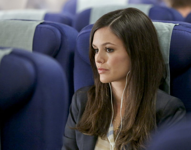 Hart of Dixie What happens:  George walks in on Zoe and Wade after they sleep together. Zoe heads to New York for a wedding to distance herself from the drama. After hearing Zoe's flight made an emergency landing, Wade goes to tell Zoe that he loves her.  Most shocking moment: Despite Wade's love confession, Zoe decides to spend the Summer in New York to get some perspective.