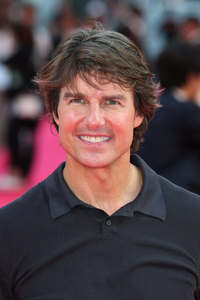 Tom Cruise = Thomas Cruise Mapother IV