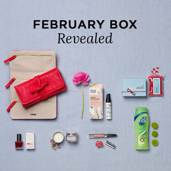 February POPSUGAR Must Have Box Contents Reveal 2014
