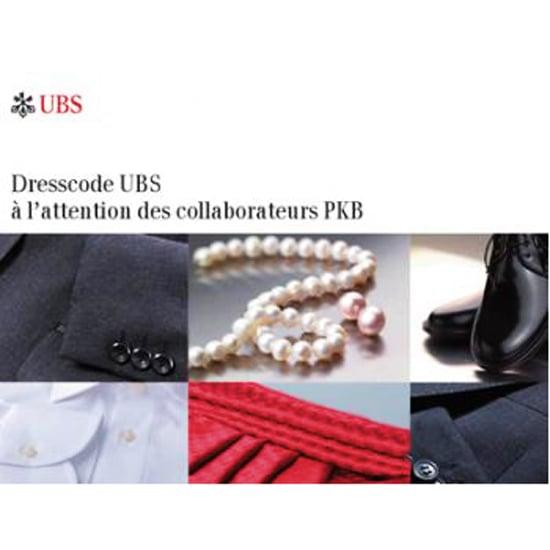 Is the UBS Dress Code Fair? 2010-12-15 13:00:53