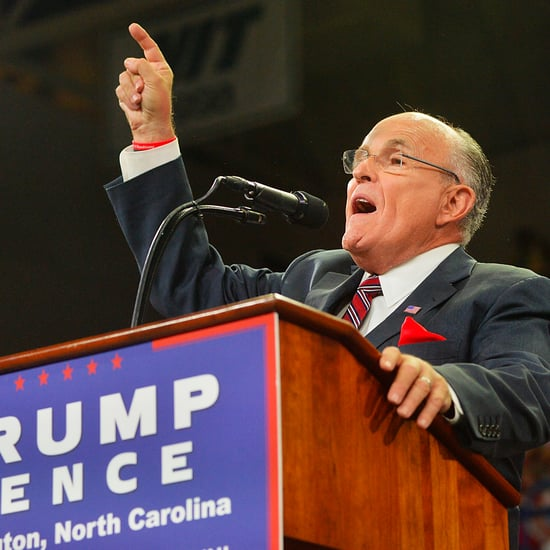 Rudy Giuliani Forgets 9/11 in Speech