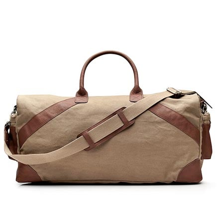 Canvas Keepall