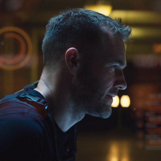 Watch James Van Der Beek in a Shockingly Great Power Rangers Short Film