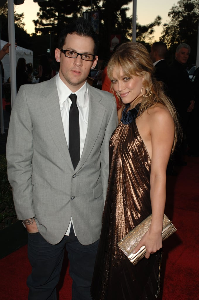 She Also Dated Good Charlotte's Joel Madden