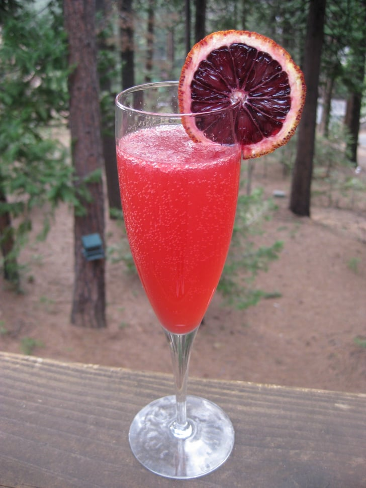 Blood Orange French 75 Recipe | POPSUGAR Food