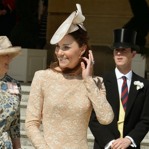 Kate Middleton at Prince Philip's Birthday Party 2014