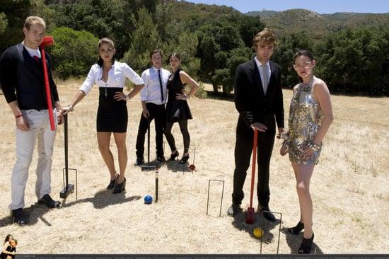 THE TWILIGHT SAGA: BREAKING DAWN – Cullen Family Cast Press Release