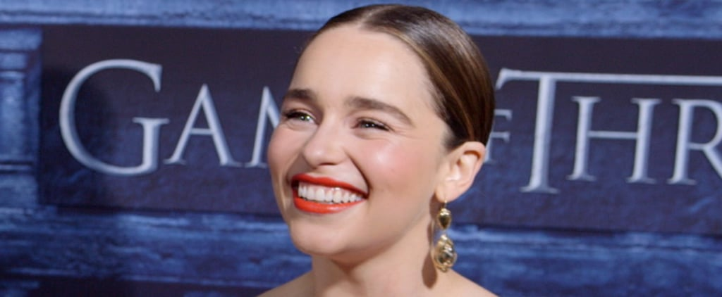 Emilia Clarke Has 1 Word to Describe the New Season of Game of Thrones