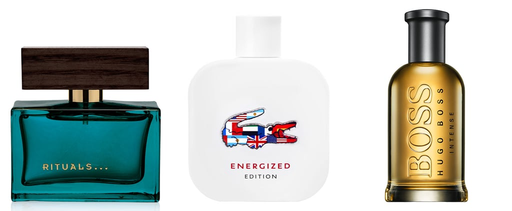 We Have Dad's New Signature Cologne Right Here